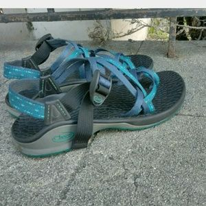 Chaco ZX/2 Yampa Vibram Sandals